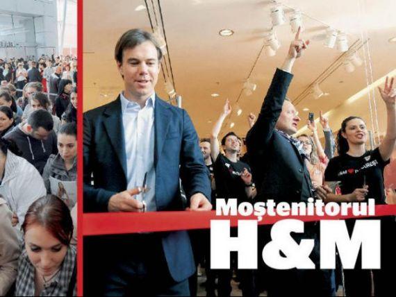 Cine este mostenitorul H M - imperiul de 47 de miliarde de dolari cu peste 2.200 de magazine