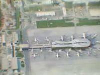 Cum arata noul terminal de la Otopeni filmat din elicopter! VIDEO