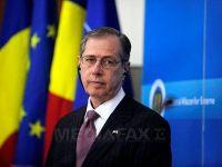 Gitenstein vrea actiuni la companii energetice din Romania, dupa expirarea mandatului de ambasador