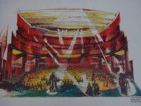 """""""Un proiect absolut SENZATIONAL"""": Cum va arata Teatrul National din Bucuresti in 2013"""