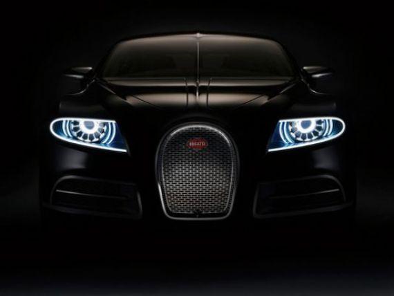 Bugatti pregateste o limuzina de 1 milion de euro. Vezi cum arata!