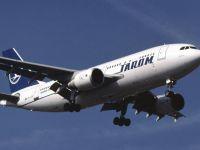 UPDATE:Un avion al companiei Tarom, intors din drum pe Aeroportul Otopeni
