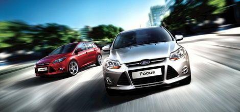 Noul Ford Focus, la vanzare in Romania. Vezi cat costa