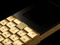 Cum arata telefonul din aur de 42.000 de euro? GALERIE FOTO