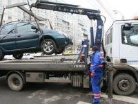 """Hingherii"" de masini schimba tarifele. Cat te costa recuperarea unei masini ridicate"