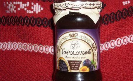 Cu magiunul de Topoloveni la export. Primul produs romanesc in topul calitatii europene