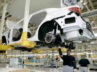Toyota suspenda productia la cinci uzine europene