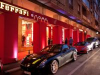Vezi ce cafenea - restaurant a deschis ieri in Capitala importatorul Ferrari! GALERIE FOTO