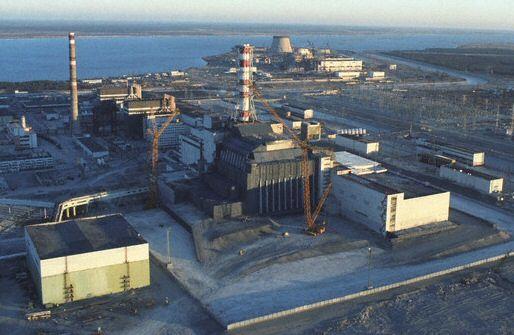 25 de ani de la dezastrul de la Cernobil: UE ofera 110 mil. euro pentru consolidarea sarcofagului de beton