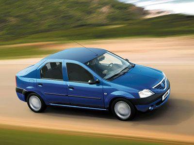 Dacia prinde la bancheri: BCR cumpara 100 de Loganuri