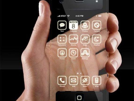 Apple pregateste iPhone 5... transparent? Vezi cum ar putea arata! FOTO