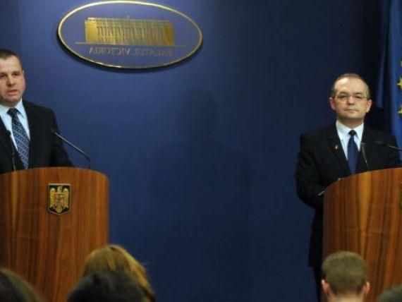 Boc a preluat portofoliul Muncii. Noul ministru va fi desemnat  dupa consultari consistente