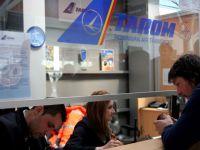 Tarom, pierderi de peste 70 milioane de euro in 2010. Care va fi soarta operatorului aerian