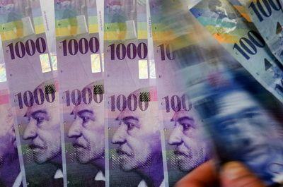 Vin vremuri si mai grele pentru cei cu imprumuturi in franci. Euro a atins un nou minim istoric fata de moneda Elvetiei