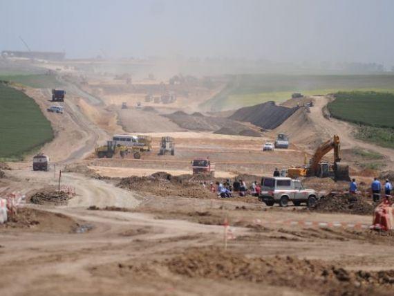 Salariile angajatilor Companiei de Drumuri  s-au umflat  cu 75%. Cu cati kilometri s-au lungit autostrazile?