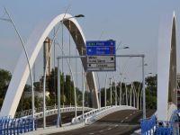 In sfarsit, circulam pe Pasajul Basarab. Podul va fi deschis astazi pentru pietoni, iar de maine, pentru traficul auto