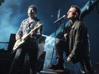 Trupa U2, in fruntea topului Forbes al artistilor cu cele mai mari incasari in ultimele 12 luni