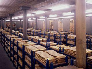 Mai au americanii rezerva nationala de aur?
