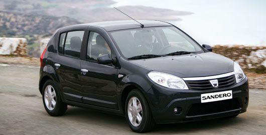 Prima scadere a vanzarilor din ultimii 10 ani. Sandero trage in jos productia Dacia