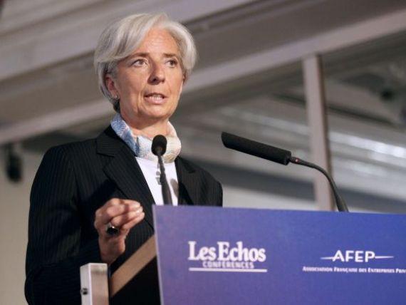 Ministrul francez de Finante, Christine Lagarde, este noul sef al Fondului Monetar International