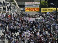 De ce au iesit grecii in strada. Ce masuri de austeritate le pregateste guvernul