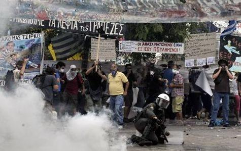 Avertizare de la FMI: criza din Grecia s-ar putea extinde si in SUA