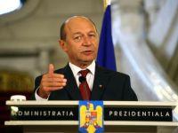 Basescu: Renunt la mai mult de un an de mandat daca se accepta revizuirea Constitutiei