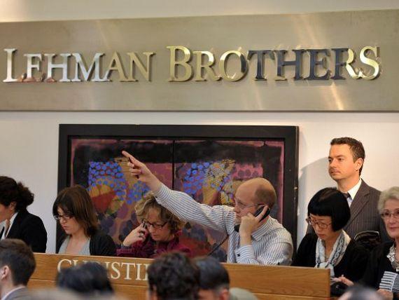 Lehman Brothers se repune pe picioare. Creditorii, de acord cu planul de reorganizare a bancii falimentare