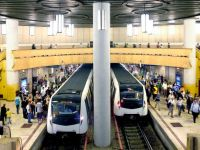 Metrorex a cumparat trenuri de 100 mil. euro, care nu incap pe linii. Treaba a fost rezolvata romaneste, cu flexul
