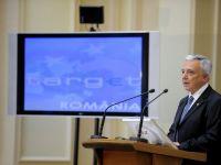 Isarescu: Sistemul de plati Target2 Romania, un pas in directia adoptarii euro