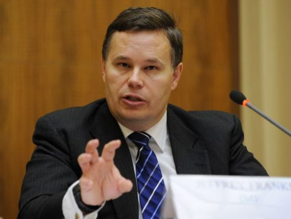 Jeffrey Franks ne scoate din nou la tabla. O misiune comuna FMI-BM-CE vine la Bucuresti in perioada 20 iulie-1 august