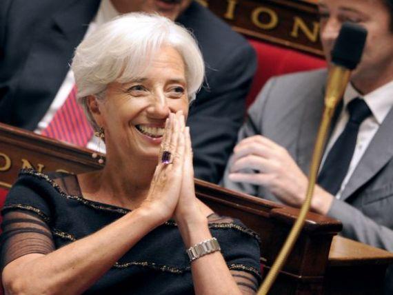 FMI o plateste pe Lagarde mai bine decat pe Strauss-Kahn, dar ii cere sa respecte  cele mai inalte standarde de comportament etic