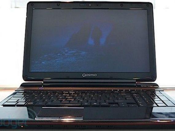 A aparut primul laptop cu ecran 3D, pentru care nu ai nevoie de ochelari speciali. VIDEO