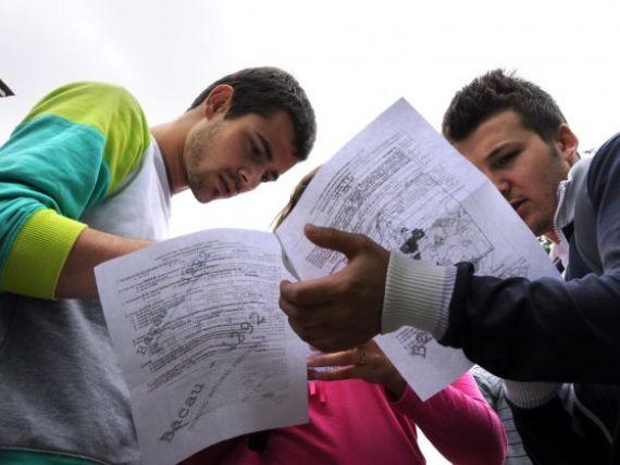Efectele bacalaureatului pentru economie: Statul nu are bani pentru somajul elevilor respinsi