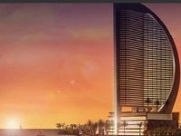 Hotelul corabie de 430 mil. dolari si 70 de etaje care zgarie cerul Americii Latine. GALERIE FOTO