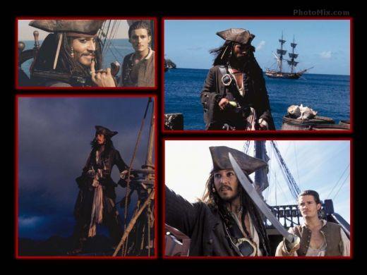 8 filme au depasit in istorie pragul de un miliard de dolari. Johnny Depp e cel mai mare star de box office