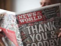 Redactorul-sef al tabloidului News of the World condamnat la 18 luni de inchisoare, in procesul interceptarilor ilegale