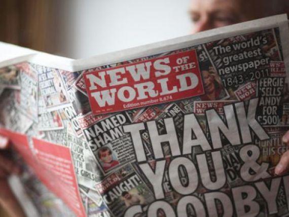 Confesiunile unui fost reporter al tabloidului News of the World:  Cele mai multe bombe de prima pagina erau fabricate