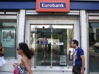 Pierderile in Romania ale Eurobank, actionarul majoritar al Bancpost, au urcat anul trecut la 46,3 milioane euro