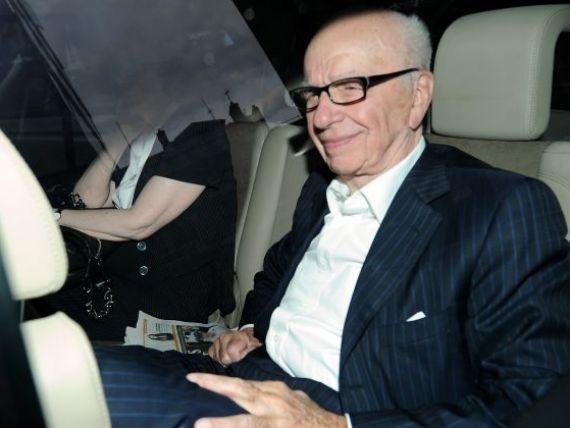 Imperiul lui Murdoch se destrama. Oamenii cu functii-cheie in companiile magnatului demisioneaza unul cate unul