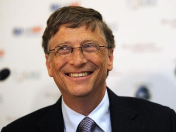 Bill Gates doneaza milioane de dolari pentru toalete cu microunde