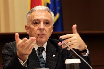 Isarescu: BNR e pregatita in caz de contagiune a crizei din Grecia