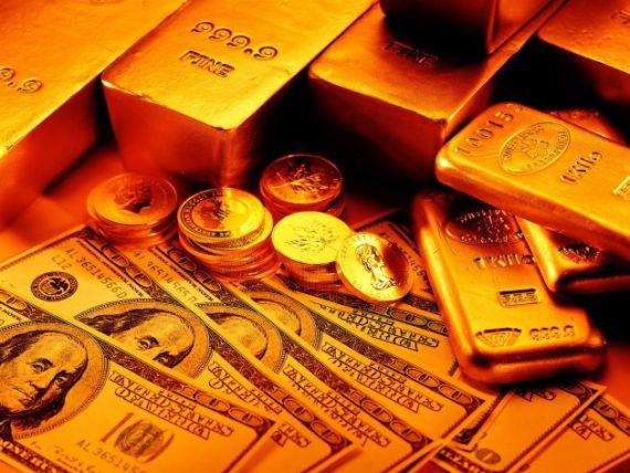De ce creste pretul aurului. Metalul pretios a atins un nou record