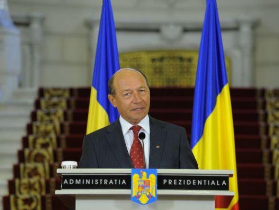 Cum explica Basescu esecul vanzarii actiunilor Petrom: Romania nu e de vanzare la  pret de scrap