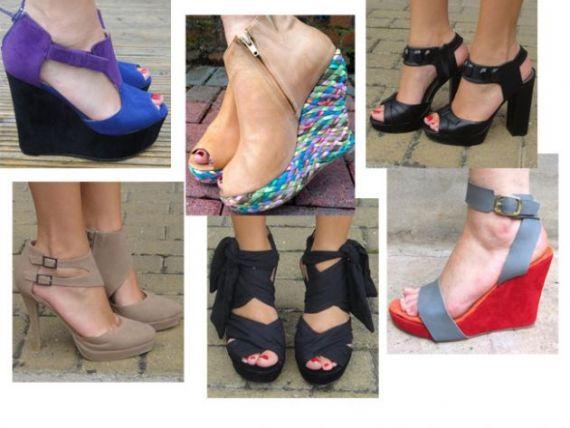SHOPPING ALERT. Sandale si pantofi care te scot din anonimat, la preturi incredibil de mici