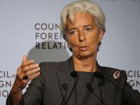 FMI a ramas fara bani. Ce spune Christine Lagarde