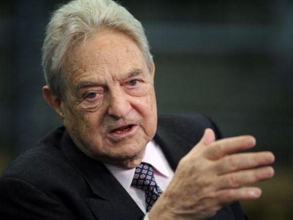 Soros se retrage pentru a administra averea familiei. Cati bani a strans magnatul in 40 de ani de cariera