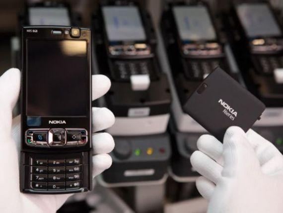 Nokia ramane fara  baterie . Moody s i-a retrogradat ratingul cu doua trepte, la  Baa2