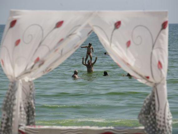 Preturi ca pe Coasta de Azur in Mamaia plina de alge. Bucatari cu studii la Paris pregatesc specialitati care costa si sute de euro