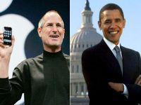 Propunere soc: Steve Jobs, presedinte al SUA. De ce ar fi mai bun decat Obama